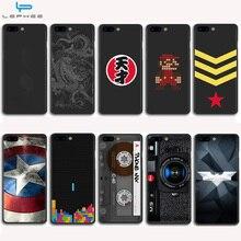 Lephee OnePlus 5 чехол мультфильм 3D стерео помощи Живопись чехол OnePlus 5 Силиконовый противоударный чехол для телефона один плюс 5 крышка 5.5″