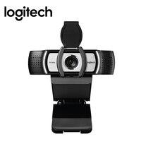 Logitech C930e 1080 P HD видео веб-камера 90 градусов Расширенный просмотр microsoft Plug and play Lync 2013 и Skype сертифицировано