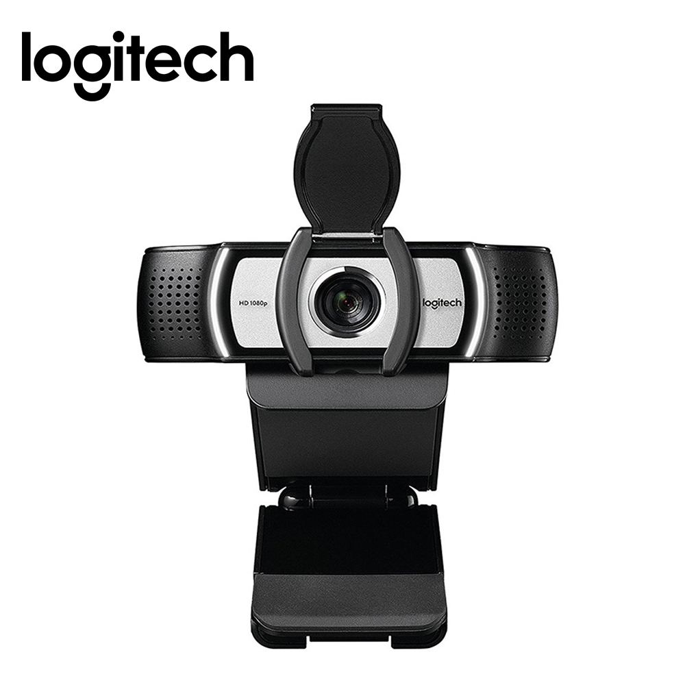 Logitech C930e 1080P HD Video Webcam 90-Degree Extended View Microsoft Plug and play Lync 2013 And Skype Certified