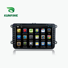 Android 7.1 Quad Core 2GB RAM Car DVD GPS Navigation Multimedia Player Car Stereo for VW PASSAT 2010-2011 Radio Headunit
