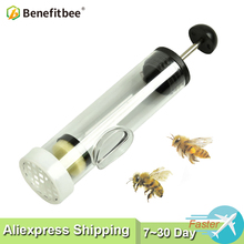 Benefitbee 2PCS Queen Marker Catch Tube Bee Marking Cages Best Beekeeping Tools Apicultura Equipment European Style