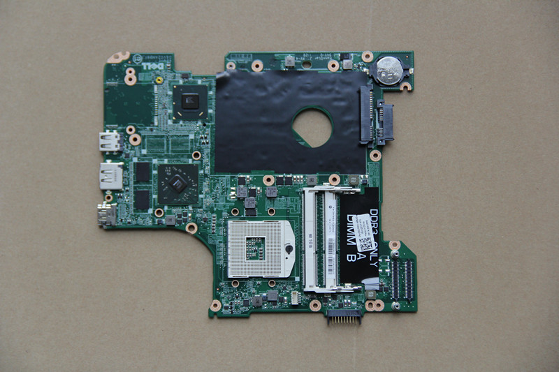 CN-0WVPMX 0WVPMX WVPMX For DELL Inspiron N4110 Laptop motherboard with 216-0809000 GPU Onboard DAV02AMB8F1 HM67 DDR3 nokotion dav02amb8f1 cn 00fr3m 00fr3m 0fr3m laptop motherboard for inspiron 14r n4110 hm67 hd6630m mainboard ddr3 full works