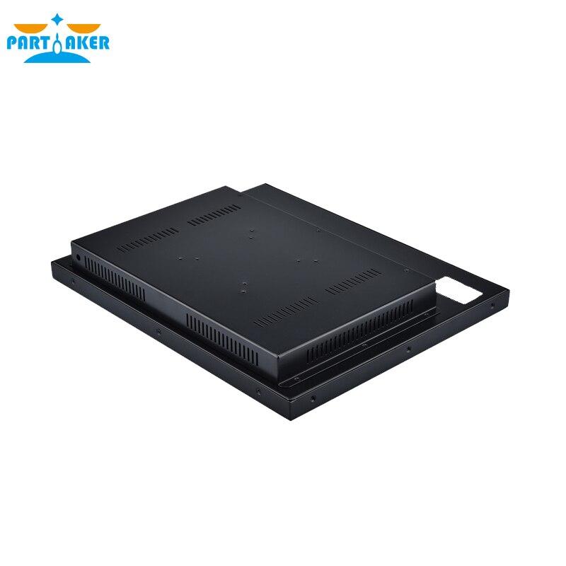 טלוויזיות 25-29 19 לוח מחשב אחד למחשב תעשייתי אינץ LED All In עם Made In-סין 5 Wire התנגדותי Touch Screen אינטל Dual Core J1800 (4)