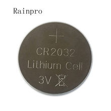 1PCS/LOT 3V CR2032 2032 Coin Cell Button Wholesale High Capacity Lithium Battery For Toys Remote/Watch(China)