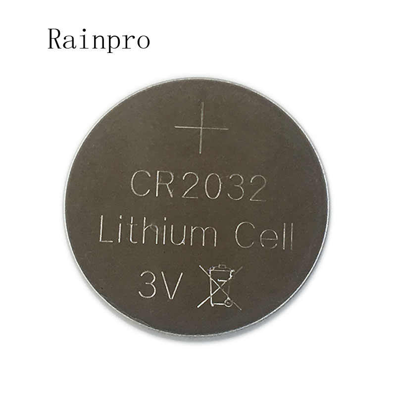 1PCS/LOT 3V CR2032 2032  Coin Cell Button Wholesale High Capacity Lithium Battery For Toys Remote/Watch