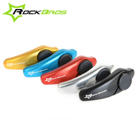 Rockbrosอลูมิเนียมจักรยานจับmtbจักรยานเสือภูเขาบาร์สิ้นสุดจักรยานbarend barends h andlebarจับรอบส่วน5สี