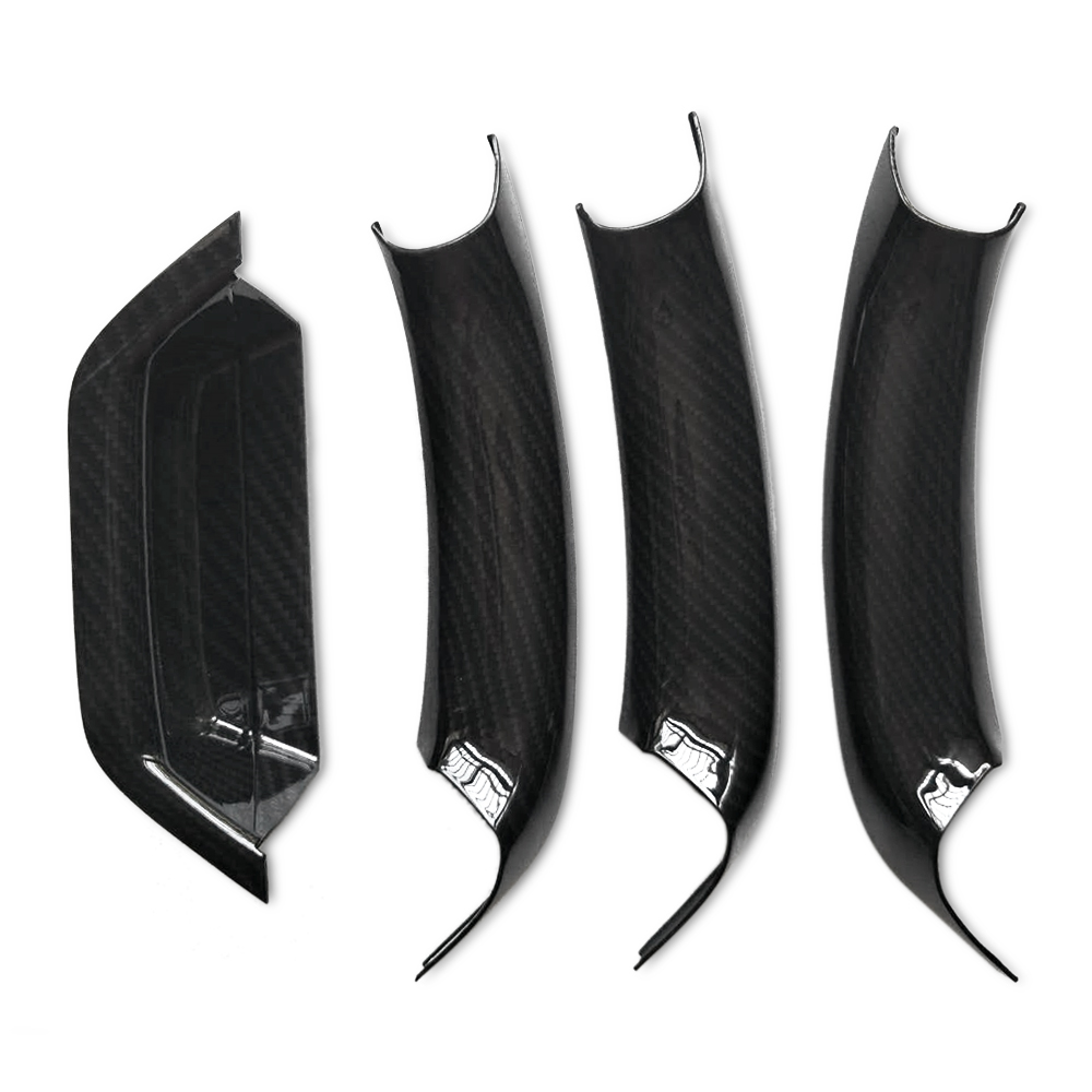 Auto Innen Türgriffe Panel Pull Trim Rahmen Abdeckung für BMW X3 X4 F25 F26 2010 2011 2012 2013 2014 2015 2016 2017 LHD/RHD