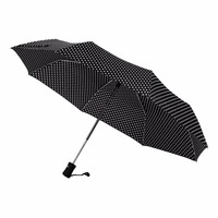 5 Color Umbrellas Three Folding 8K Sunny And Rainy Umbrella Wind Resistant Automatic Advertising Outdoor All