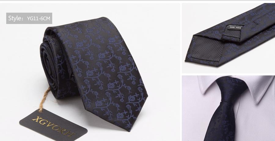 Men ties necktie Men's vestidos business wedding tie Male Dress legame gift gravata England Stripes JACQUARD WOVEN 6cm 16