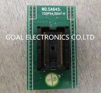 가져 오기 블록 tsop54 번 ic  sa645 테스트 소켓 어댑터 어댑터 프로그램|교체부품&액세사리|가전제품 -