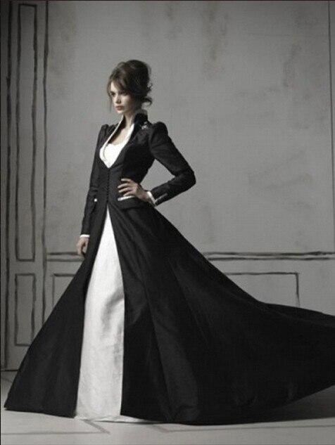 Long Coat Dress Wedding Promotion-Shop for Promotional Long Coat ...