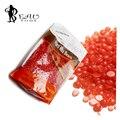 Beautome 310g/Pc Depilatory Wax Bean Hot Wax Hair Removal Wax Paper/Strip Free Armpit Bikini Depilation Unisex Strawberry Flavor