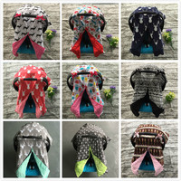 2016 New Free Shipping Baby Car Seat Canopy Cover Infant Children Animal Deer Dinosaur Owl Carseat