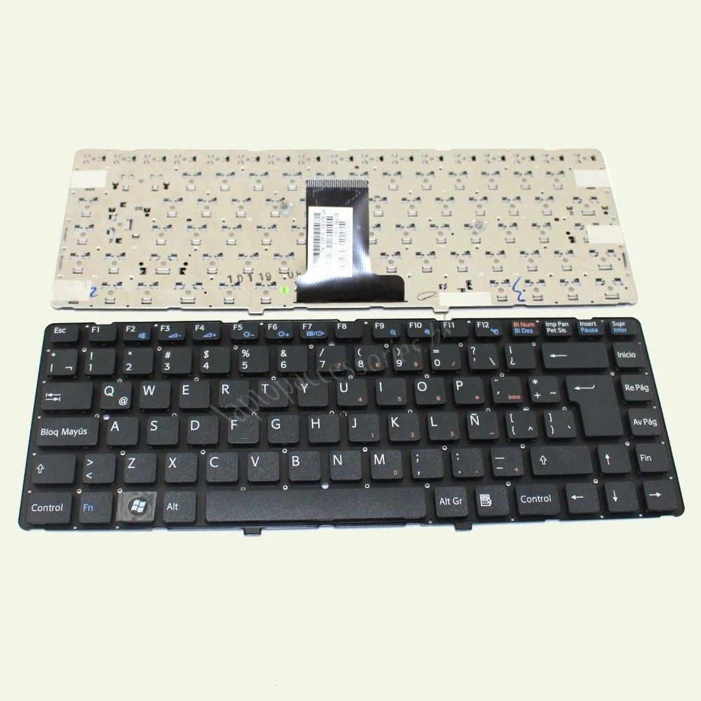 New notebook Laptop keyboard for   Sony VPC-EA46FM/P VPCEA46FM/P VPC-EA290X   SP  layout for sony vpceh35yc b vpceh35yc p vpceh35yc w laptop keyboard