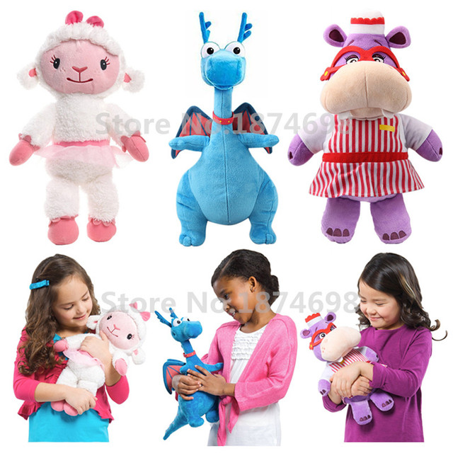 Doc Mcstuffins Stuffy Dragon