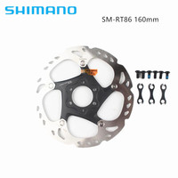 shimano SM RT86 S RT86 Six nails brake disc for M785 oil disc brake / XT Six nails Standard / Brake disc / brake rotor 117g 1pcs