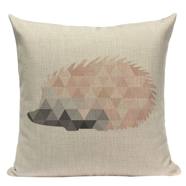 Nordic Pop Geometric Pillowcase Size: L313 Color: L313-3