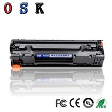 Compatible refillable toner cartridge for HP CC388A 388a 88a 388 LaserJet P1007/P1008/P1106/P1108; Pro M1136/M1213nf/M1216nf тонер картридж hundred hp cc388a m1213 m1136 p1007 p1008 p1106 88a