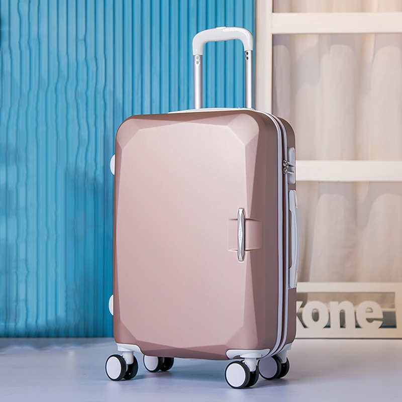 202224 Suitcase Trolley Travel Bag Carry On Luggage Spinner Wheels Case Rolling Luggage Suit case for Travel Boarding Case