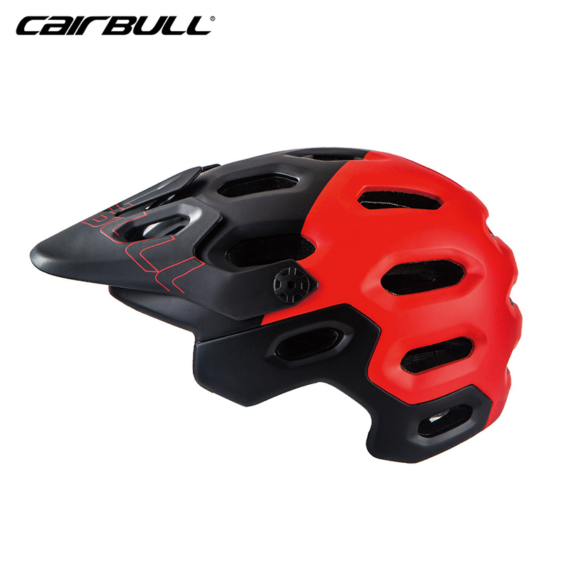 CAIRBULL AM/XC Mountain Bike Helmet all terrain MTB Cycling Sports Safety Bicycle Helmets BMX Cycle Helmets for Men 58 62cm|bicycle helmet|mountain bike helmet|cycling helmet - title=