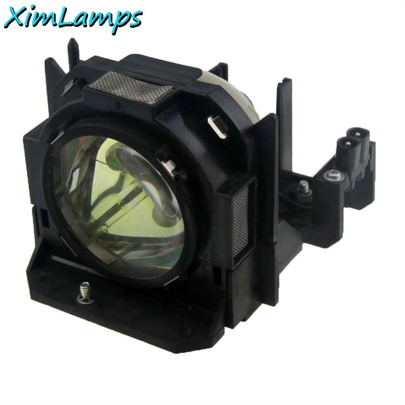 ФОТО ET-LAD60W Projector Bare Lamp With Housing For Panasonic PT-DZ570U PT-DW6300US PT-DZ6700U PT-DW6300ULS PT-DW6300 PT-DZ6700