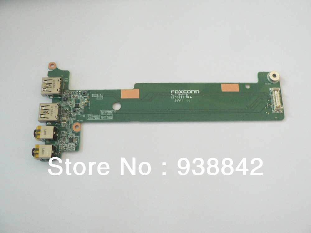 Laptop 8570w 8570W USB AUDIO PORT BOARD 690636-001 computer components - feng gu's store