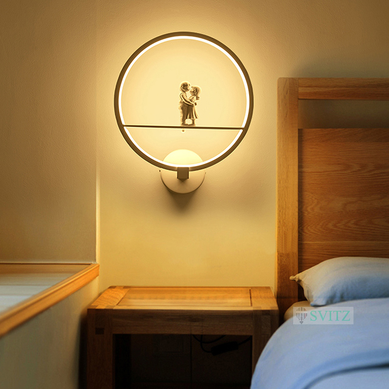European Style Wall Lamps Lamp Bedside Lamp Nordic Aisle Stairs Creative Living Room Bedroom led Wall light lamps european style wall lamp bedside lamps simple creative north european style antique garden living room bedroom aisle light