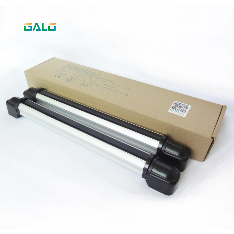 galo Correlation type infrared fence 4 beams(a pair)20m used for windows door gate parking alarm system