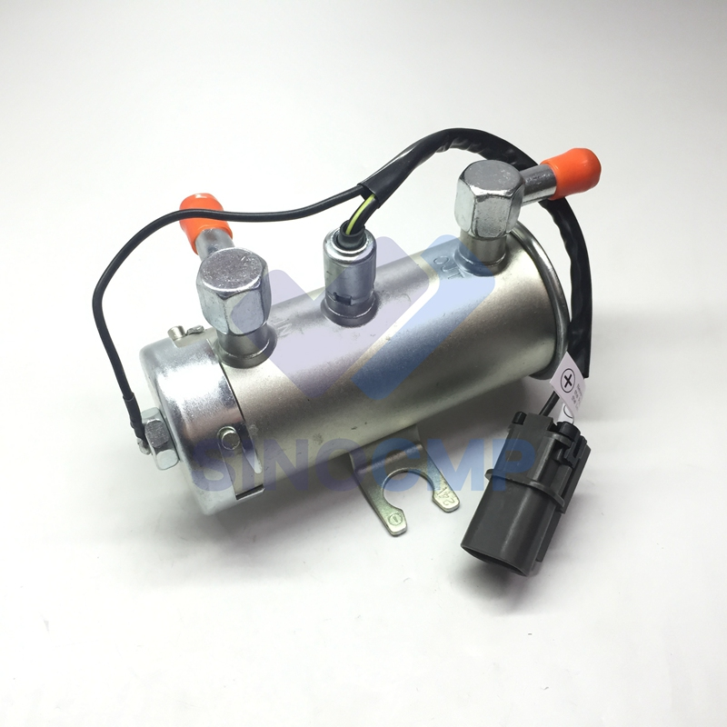 24V Electric Fuel Pump 8980093971 For ZAX240 EX240 EX330-3 4HK1 6HK1 Parts24V Electric Fuel Pump 8980093971 For ZAX240 EX240 EX330-3 4HK1 6HK1 Parts