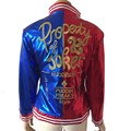 Suicide Squad Harley Quinn Jacket Costume Cosplay Halloween Costumes Anime Cosplay Women Female Coat Jacket