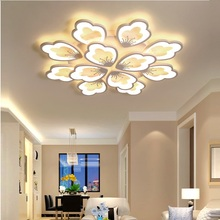 LED Ceiling Lights Modern For Living Room Bedroom ceiling Lamp Home Lighting Fixtures AC110V/220V Indoor