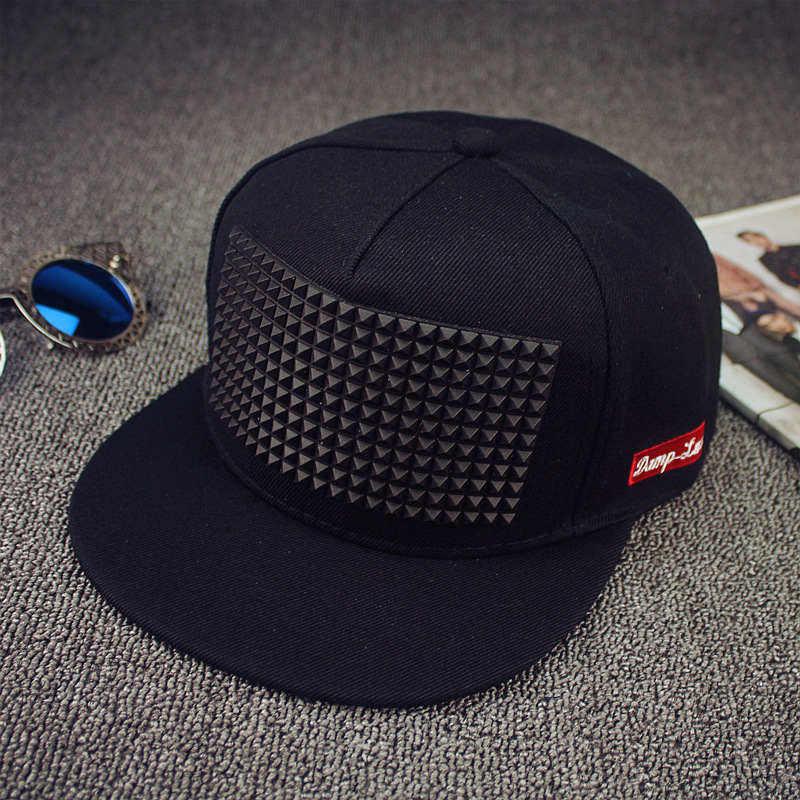 5 Colors New Hot Sale Plastic Triangle Baseball Cap Hat Hip Hop Cap Flat-brimmed Hat Snapback Cap Hats For Men And Women