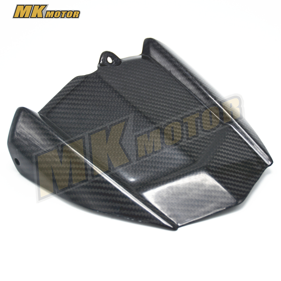 BYSPRINT For Yamaha MT09 MT 09 MT-09 Mud Guard Applies to MT-09 FZ-09 FZ09 FZ 09 Rear Fender Cover Mudguards Real Carbon Fiber fit for range rover 06 13 l322 mudflaps mud flap splash guard mudguards fender free shipping lzh