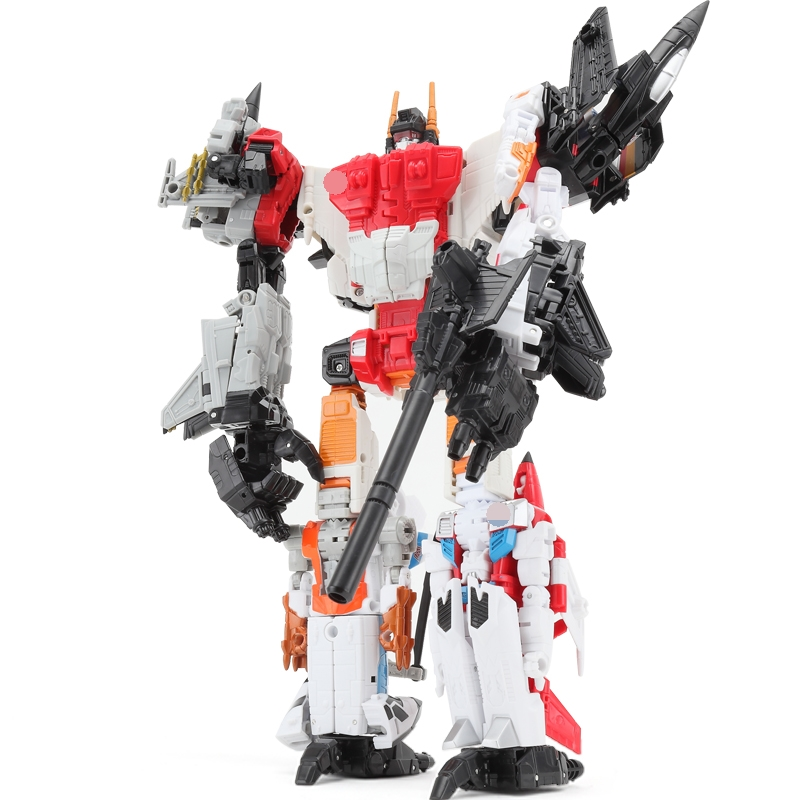 Transformation 5 in 1 ko Superion figure toys