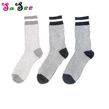 10 пар осенне-зимних разноцветных носков в полоску для мужчин, скейтборд, Харадзюку, носки с круглым вырезом, забавные мягкие хлопковые носки мужские милые носки до щиколотки