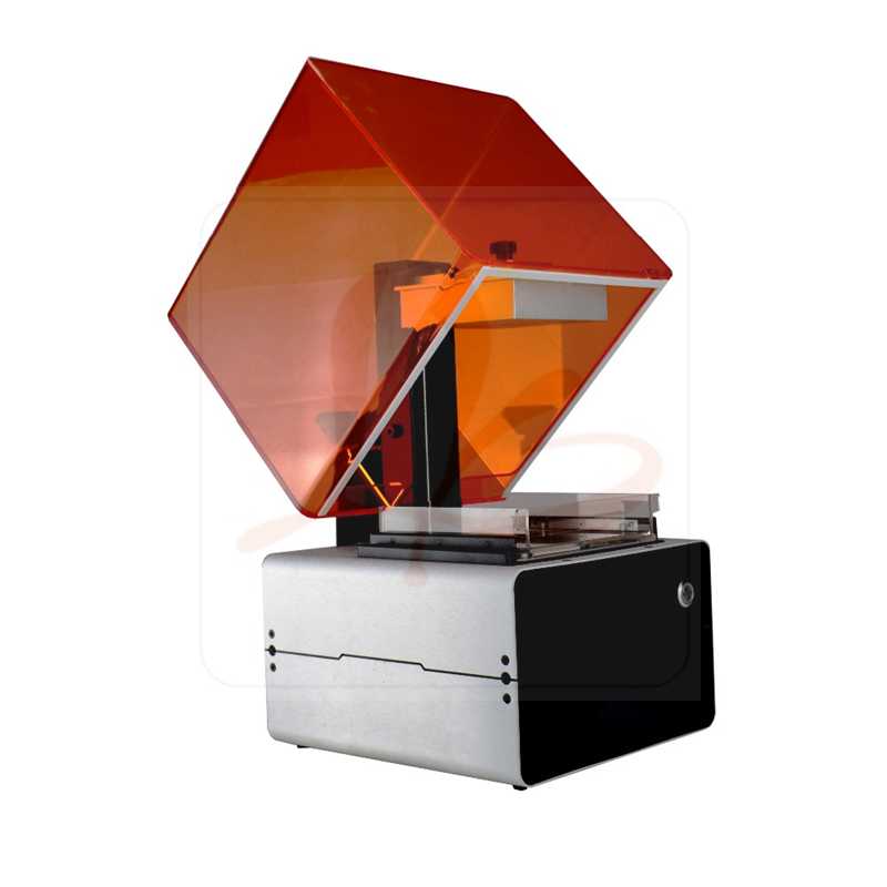 LY SLA-01 SLA 3D printer 3D resin printer for jewllery prototyping,free tax to Russia flsun 3d printer big pulley kossel 3d printer with one roll filament sd card fast shipping