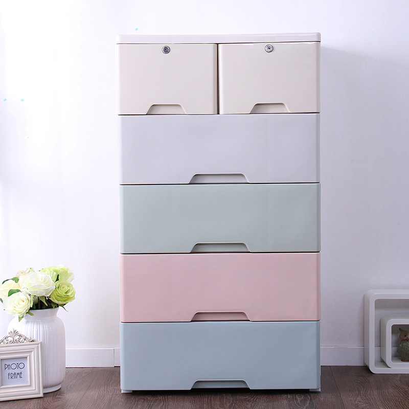 2018 Organizadora Clothes Storage Plastic Box Big Home Container Organizer  Drawer And Cabinet  In Storage Boxes U0026 Bins From Home U0026 Garden On  Aliexpress.com ...