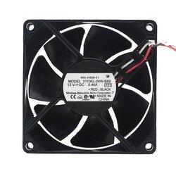 Merek Baru untuk NMB 3110KL-04W-B89 8025 8 Cm 12 V 0.46A Ultra Tahan Lama Double Ball Bearing Fan untuk NMB 80*80*25 Mm