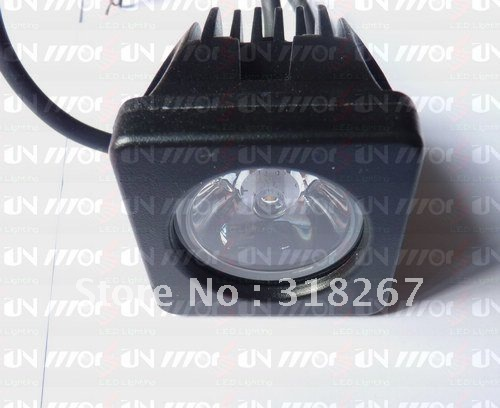 New 10W  IP67 Cree LED Work Light,Working Light worklamp for truck,vehicle(MS-2310C)