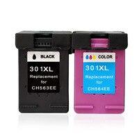 High Quality Ink Cartridge For HP301 HP301XL Deskjet 1000 1050 2000 2050 2050s 2510 3000 3054