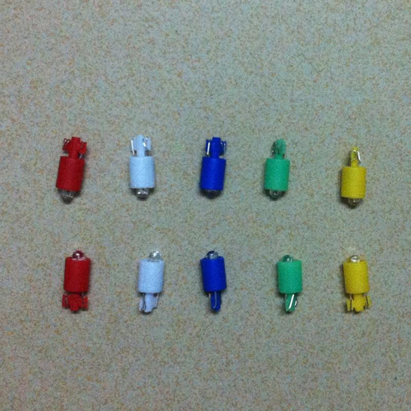 20pcs Replacement LED Lamp LED Bulb DC12V Lit LED For Arcade Pinball Game Illuminated Push Buttons