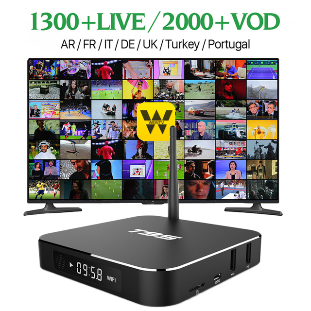 Smart box tv apk