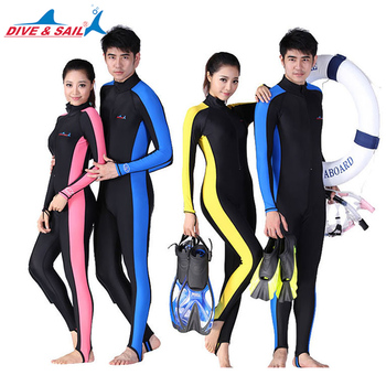 Special Price  Wetsuit For Swimming Swimsuit women Wetsuits For Spearfishing Men Surf Suit Surfing Swimsuits Diving Suit For Women diving suit