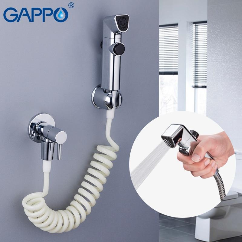Gappo Bidets Muslim Toilet Mixer Taps Bidet Portable Faucet Bidet Toilet Sprayer Bidet Tap Mixer Wall Mount Toilet Washer Home Improvement