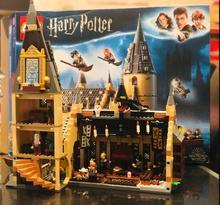 16030 16054 16028 16052 16055 The Hogwarts castle model toy Building Block compatible legoing 75952 75953 5378 4842 75954 71043
