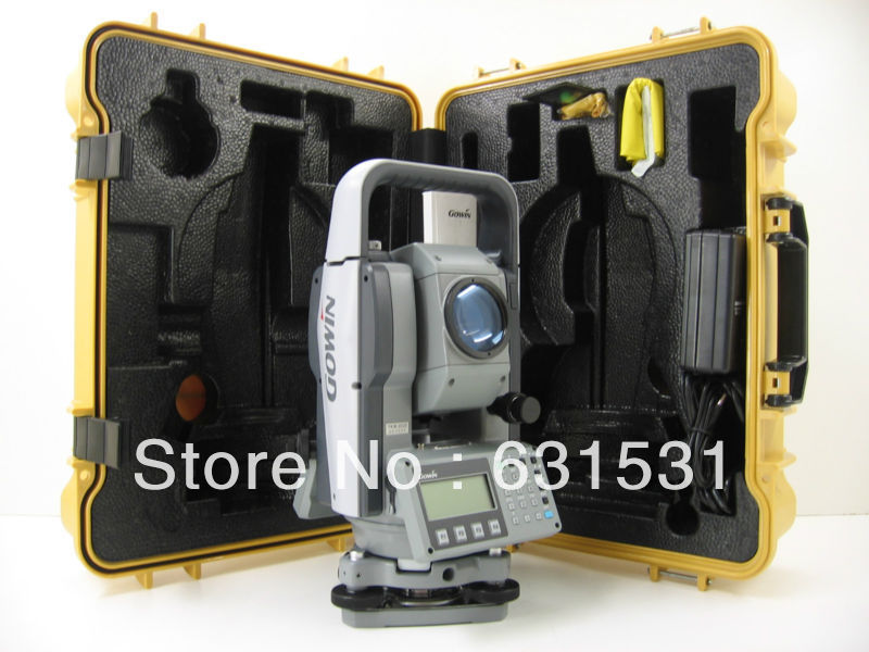 New Topcon Gowin TKS 202 Total Station for Surveying 1 Year Warranty new topcon gowin tks 202 total station for surveying 1 year warranty