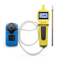 CO2 CO Gas Detector Sampler Pump Monitor Oxygen Carbon Toxic Harmful Combustible Monoxide Analyzer Leak Detector