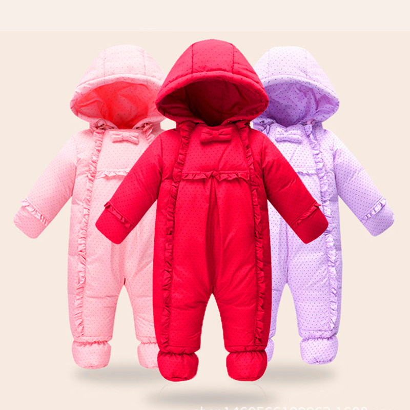 The love of cat and mouse boy girl cartoon duck down jacket Jumpsuit jackets baby snowsuit kids Clothes 03 大话java性能优化