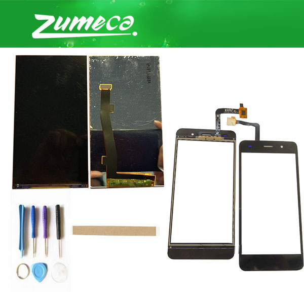 For Fly Cirrus 13 FS 518 FS518 LCD Display Screen+ Touch Screen Digitizer Replacement Part Black Color With Tape&Tool