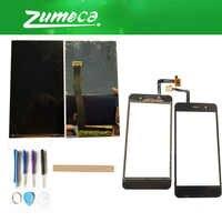 Pour Fly Cirrus 13 FS 518 FS518 écran LCD + écran tactile numériseur pièce de rechange couleur noire avec ruban et outil